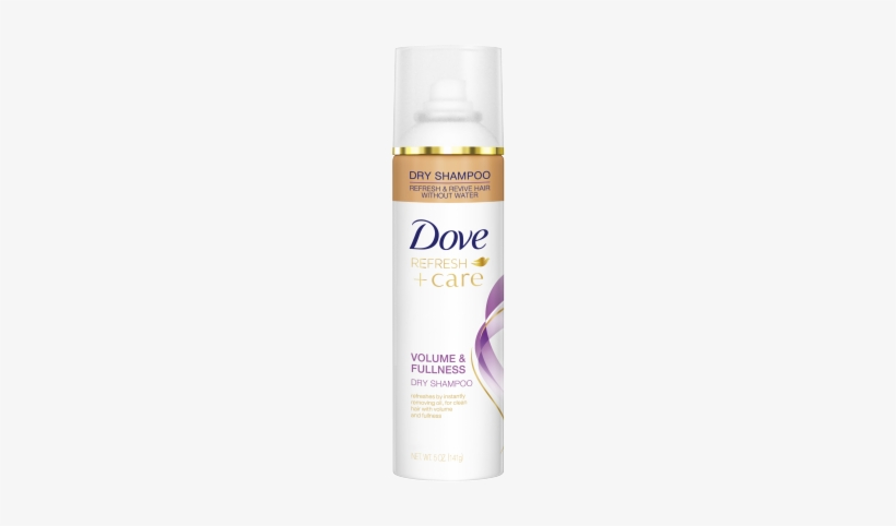 Holiday Hair Removal With Extra Best Dry Shampoo For - Dove Volume & Fullness Dry Shampoo, transparent png #1735346