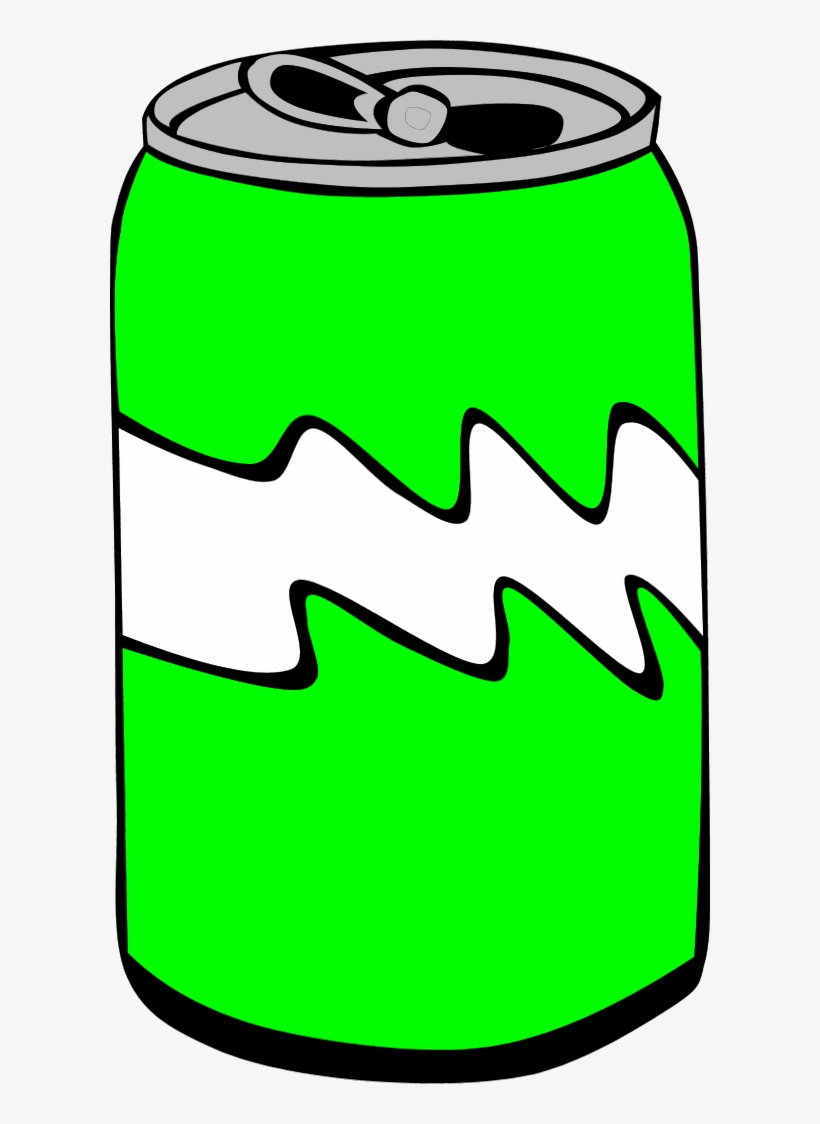 Soda Can Vector Clip Art - Soft Drink Can Clipart - Free Transparent PNG Download - PNGkey