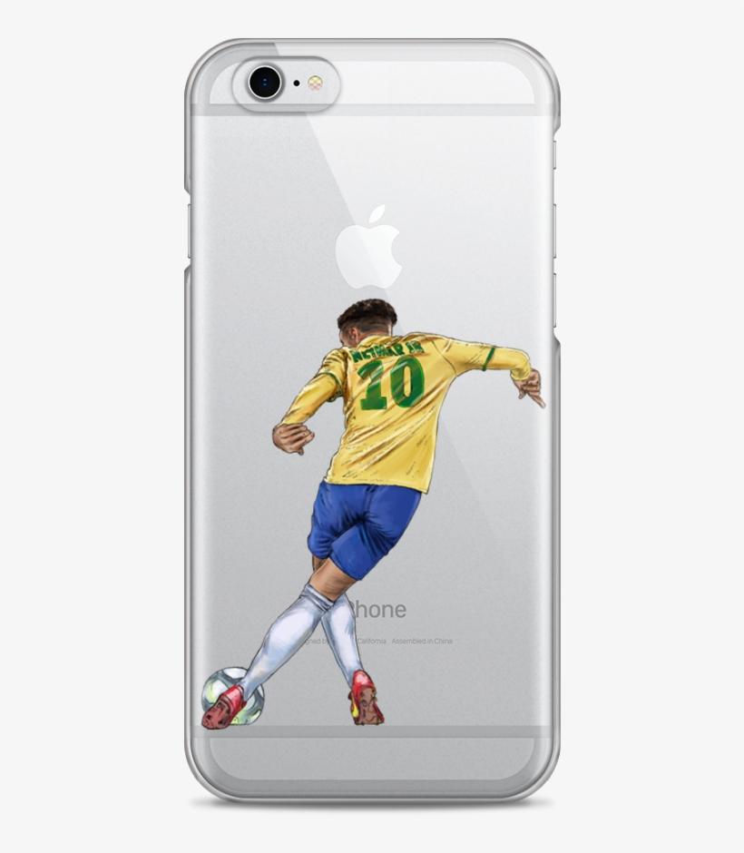 Coque Iphone 6/6s Coupe Du Monde Neymar Goal - Coque Iphone 6s ...