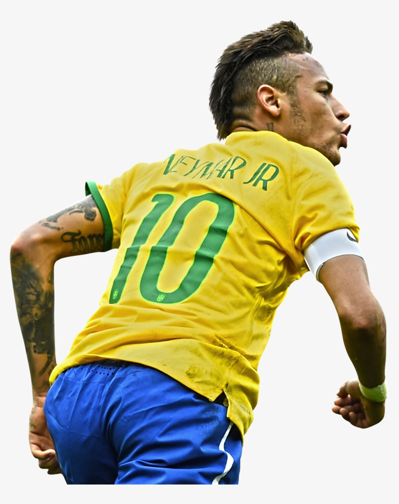 Neymar Player Free Transparent Png Download Pngkey