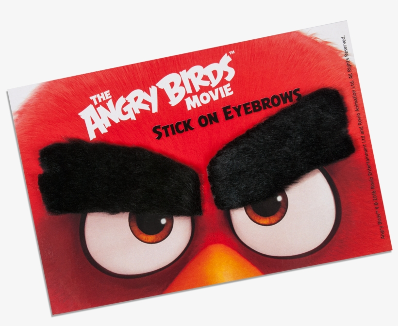 Snag Exclusive - Angry Birds Movie Activity Book By Centum Books, transparent png #1740372