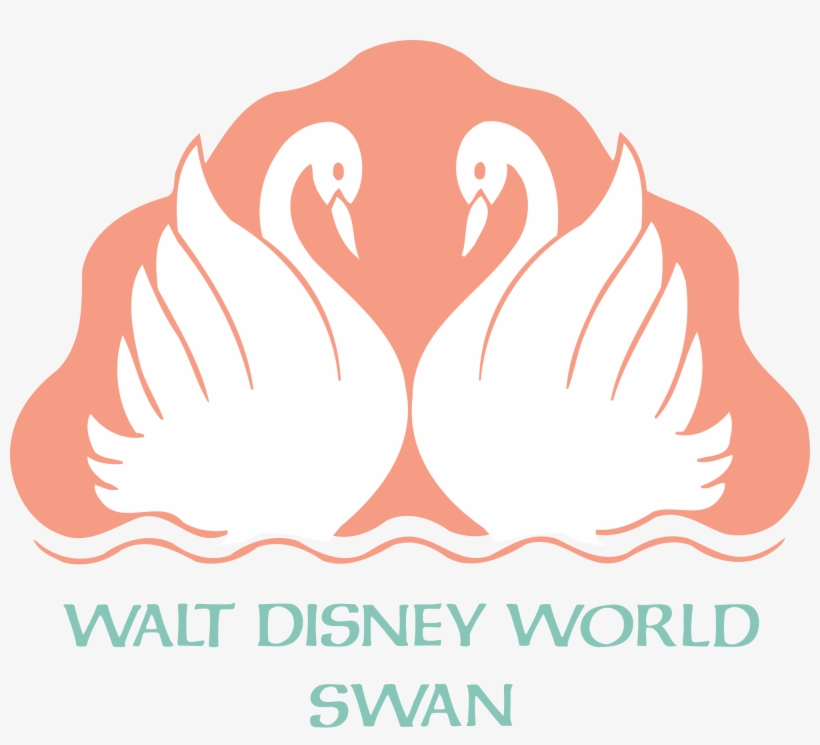 Walt Disney World Swan Resort Logo, transparent png #1740734