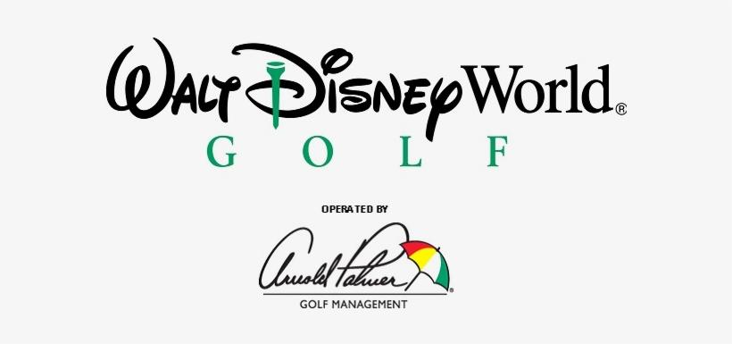 Walt Disney World Golf - Walt Disney World Golf Logo, transparent png #1740764