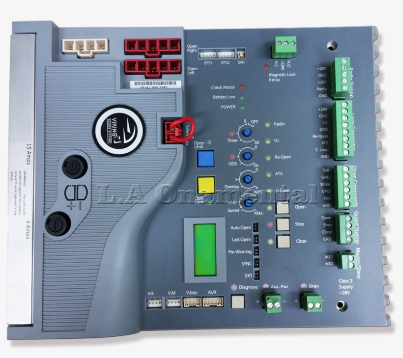 "This Single Electronic Control Unit ""ecus"" Is Equipped - Viking V Flex Control Board, transparent png #1741465"