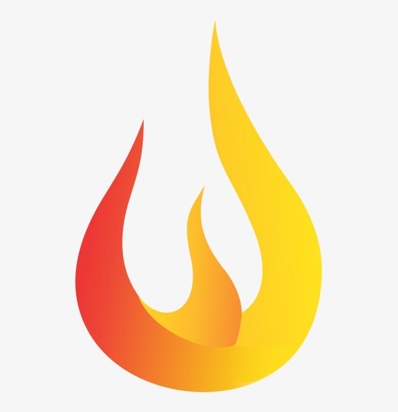 Llama De Fuego Png - Logo De Llama De Fuego, transparent png #1741757