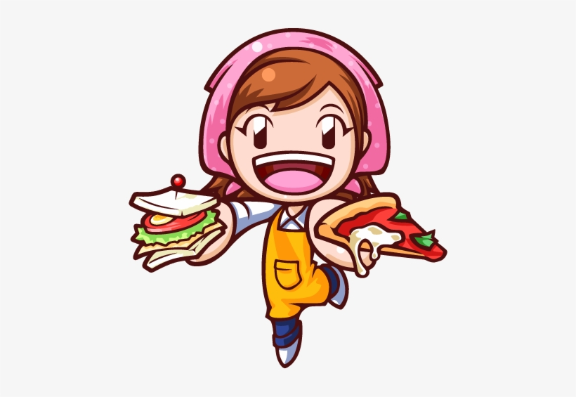 Real Things Video Games Teach You Cooking Mama 4 Kitchen