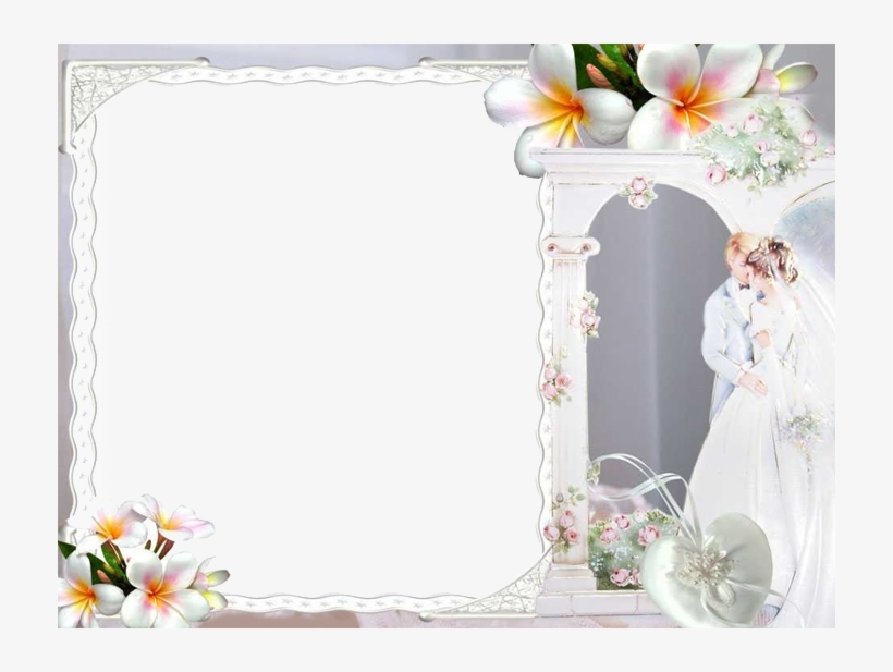 Marriage Frame Wedding Tarpaulin Background Design Free