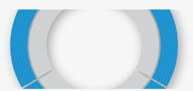 Prolon Circle Grey - Circle, transparent png #1754382