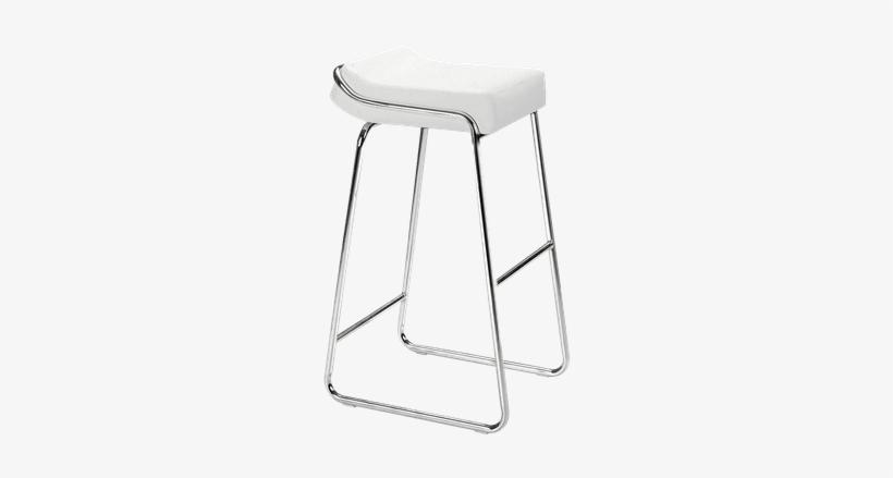 Outstanding Wedge White Bar Stool Zuo Modern Wedge Barstool White Creativecarmelina Interior Chair Design Creativecarmelinacom