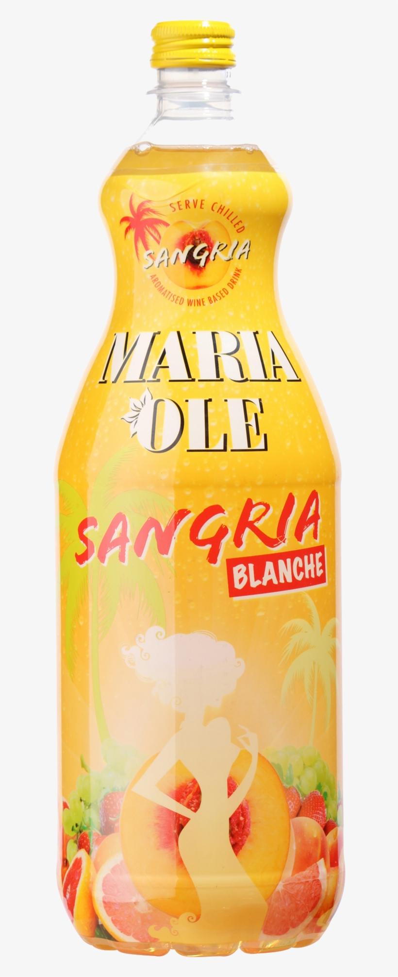 Maria Ole Sangria Blanche - Maria Ole Sangria 1,5l, transparent png #1755181