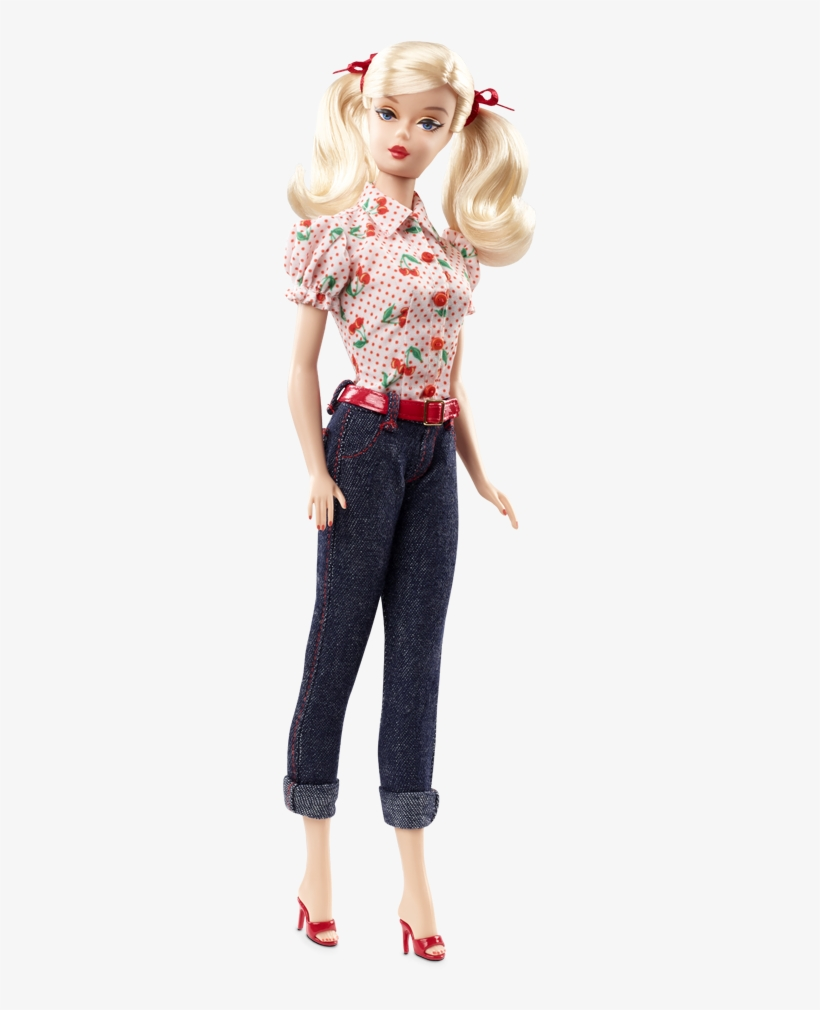 Cherry Pie Picnic Barbie, Designed By Bill Greening - Barbie Cherry Pie Picnic, transparent png #1758349
