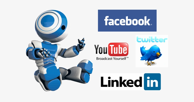 Facebook Twitter Youtube Linkedin - 5 Steps To A Successful Linkedin Strategy, transparent png #1758529
