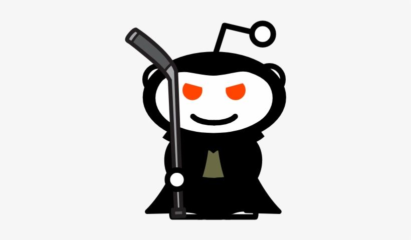 Discount Grim Reaper - Reddit Guy - Free Transparent PNG Download