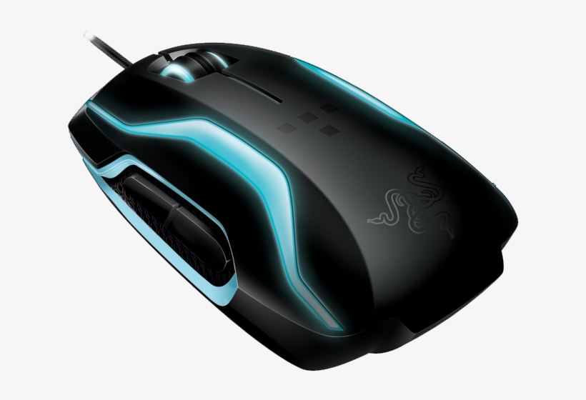 I Agree - - Razer Tron Gaming Mouse - Laser Mouse - Black, transparent png #1759188