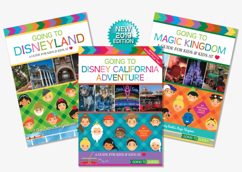 Going To Magic Kingdom - Going To Disney California Adventure: A Guide, transparent png #1762439