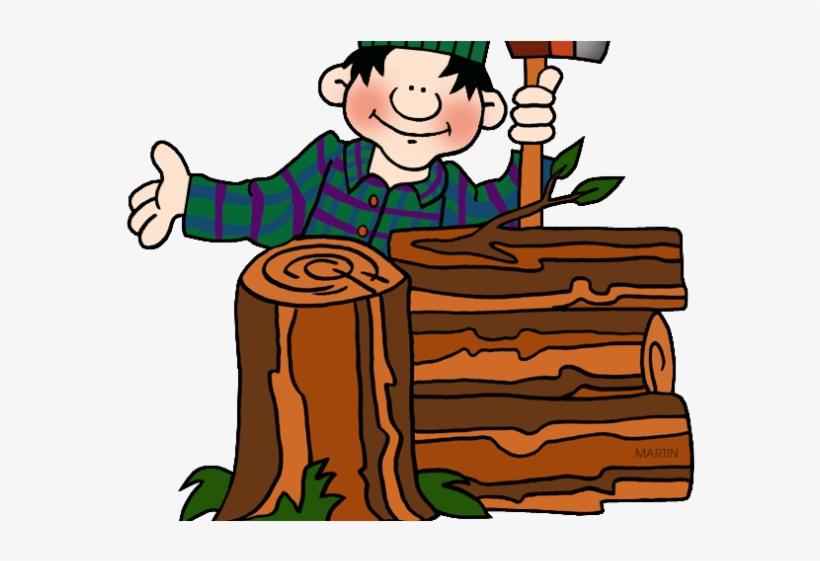 Beard lumberjack. Clipart clip art free