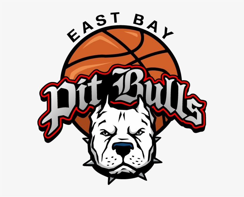Pitbull Vector Png - Bulldog Png Basketball Logo, transparent png #1770538