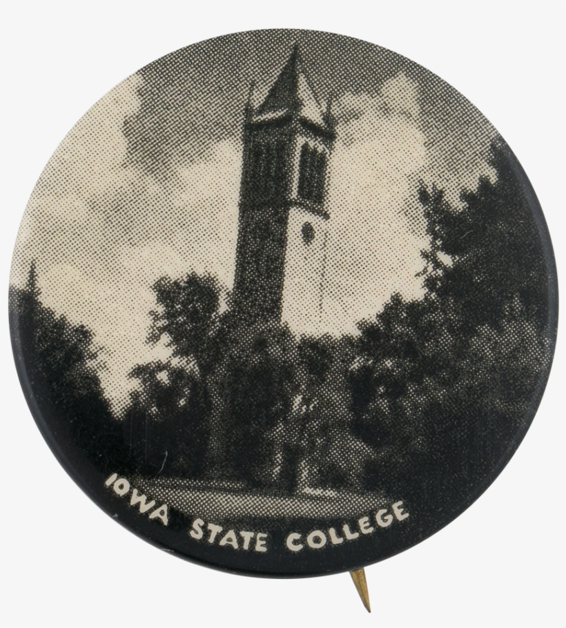 Iowa State College - Iowa State University, transparent png #1771919