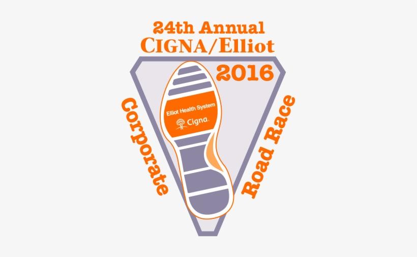 24th Annual Cigna/elliot Corporate 5k Road Race - Twenty Fifth Annual Cigna Elliot Corporate Road Race, transparent png #1777068
