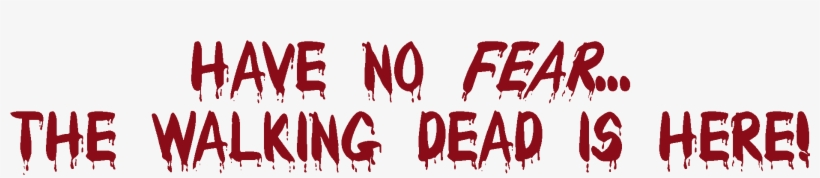 The Walking Dead Graphic Novels/comic Books On Display - Png Text Hd By Dead, transparent png #1783481
