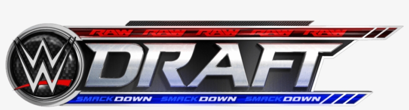 Wwe Draft Logo - Wwe Draft 2018 Logo, transparent png #1783484