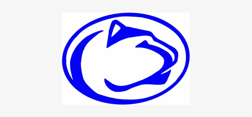 Penn,state,lions - Penn State White Logo, transparent png #1785885