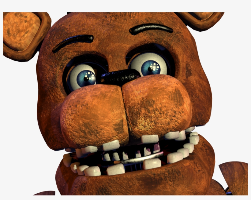 Fnaf 2 Withered Freddy Jumpscare By Crueldude100-d86gzbp