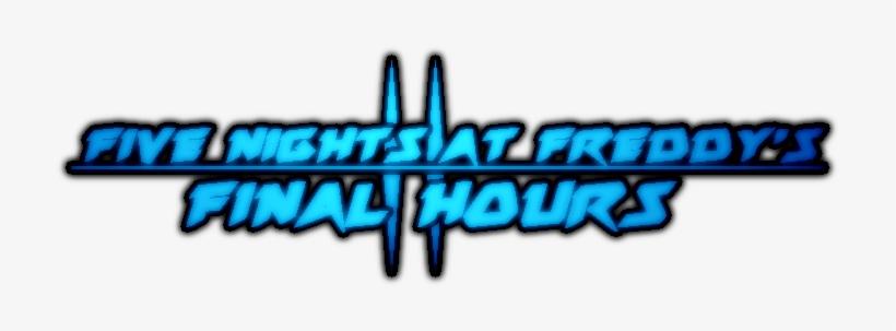 Five Nights At Freddy's - Five Nights At Freddy's Final Hours 2, transparent png #1787762