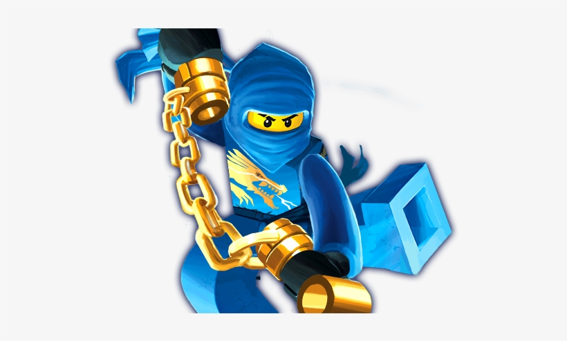 Jay - Lego Ninjago - Free Transparent PNG Download - PNGkey