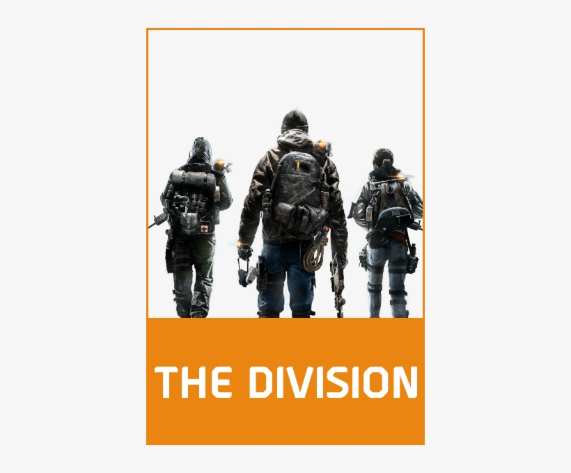 The Division Home - Tom Clancy's The Division [pre-owned] Xbox One, transparent png #1788084