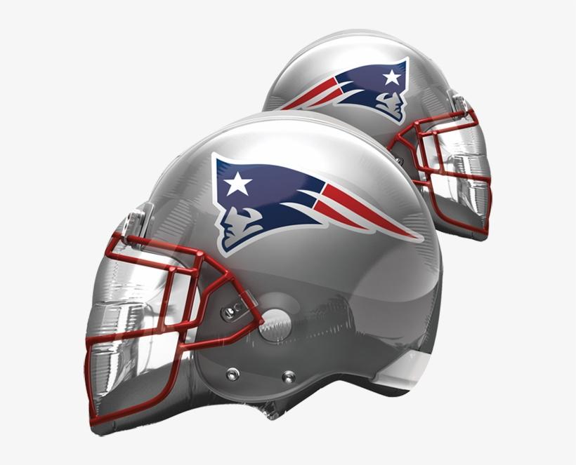 New England Patriots Helmet Supershape - New England Patriots, transparent png #1789605