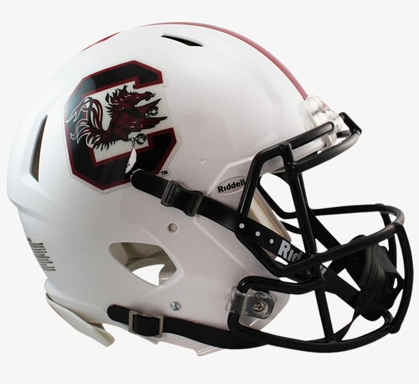 South Carolina Gamecocks Helmet, transparent png #1789911