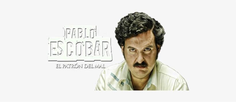 Pablo Escobar Png - Logo El Patron Del Mal Png, transparent png #1790043