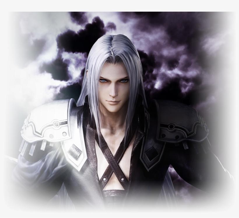 Tag Sephiroth Final Fantasy Sephiroth Free Transparent