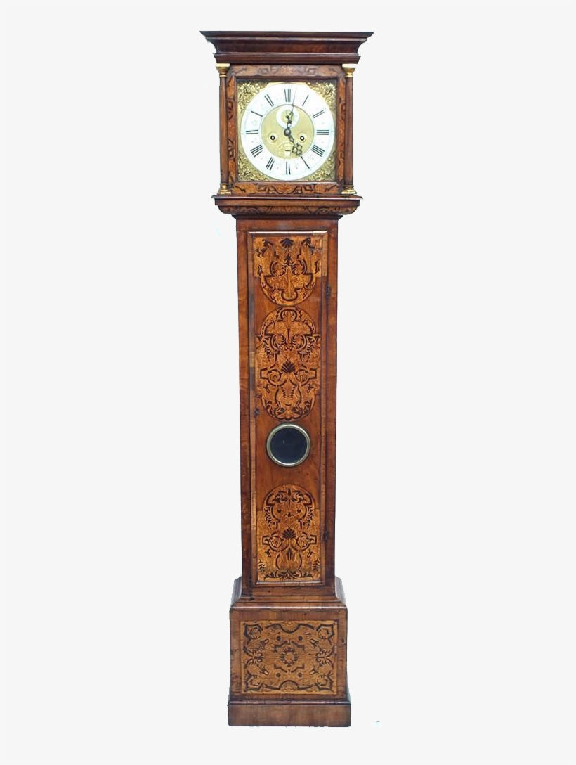 Grandfather Clock Transparent Image Png Antique Images - Grandfather Clock Transparent Background, transparent png #1792212