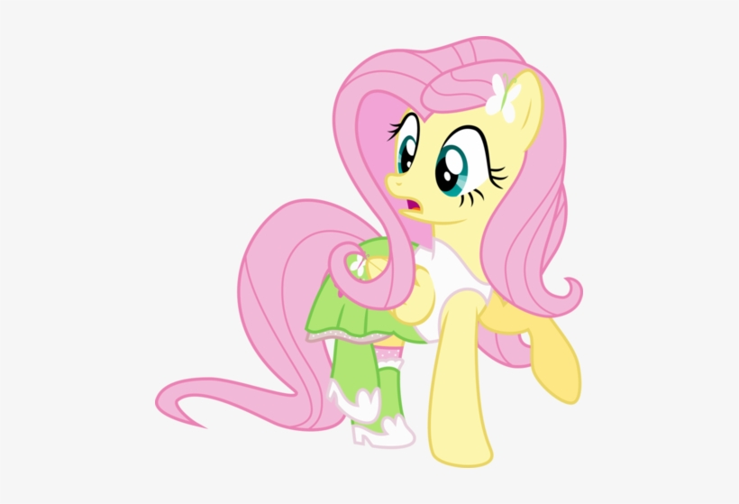 Fluttershy Equestria Girls Outfit By Jeatz Axl - My Little Pony Fluttershy Equestria Girl, transparent png #1793476