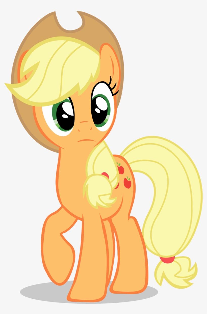 Blog-0585071001368010264 - My Little Pony Applejack Smiling, transparent png #1793858