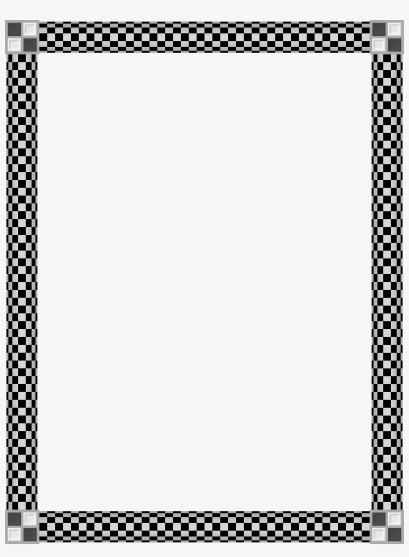 Clipart Resolution 1746*2290 - High Resolution Borders Png, transparent png #1794477