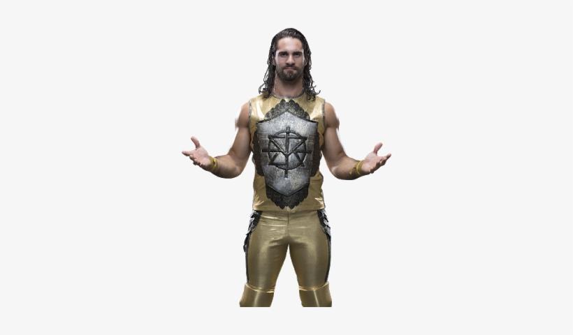 Wwe Champion - Seth Rollins World Heavyweight Championship, transparent png #1794948