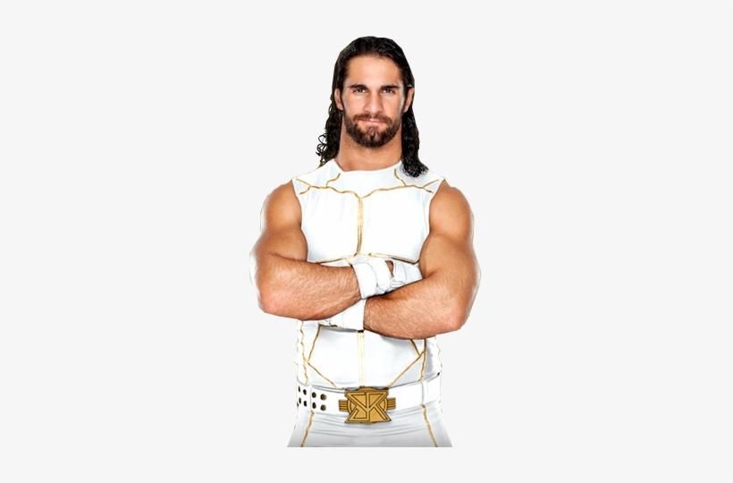 Seth Rollins Png - Seth Rollins Png White, transparent png #1794950