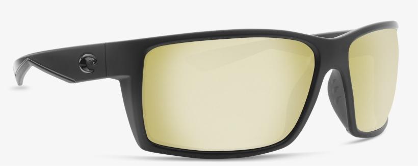 Costa Del Mar Reefton Sunglasses In Blackout, Tr-90 - Costa Del Mar, transparent png #1796217
