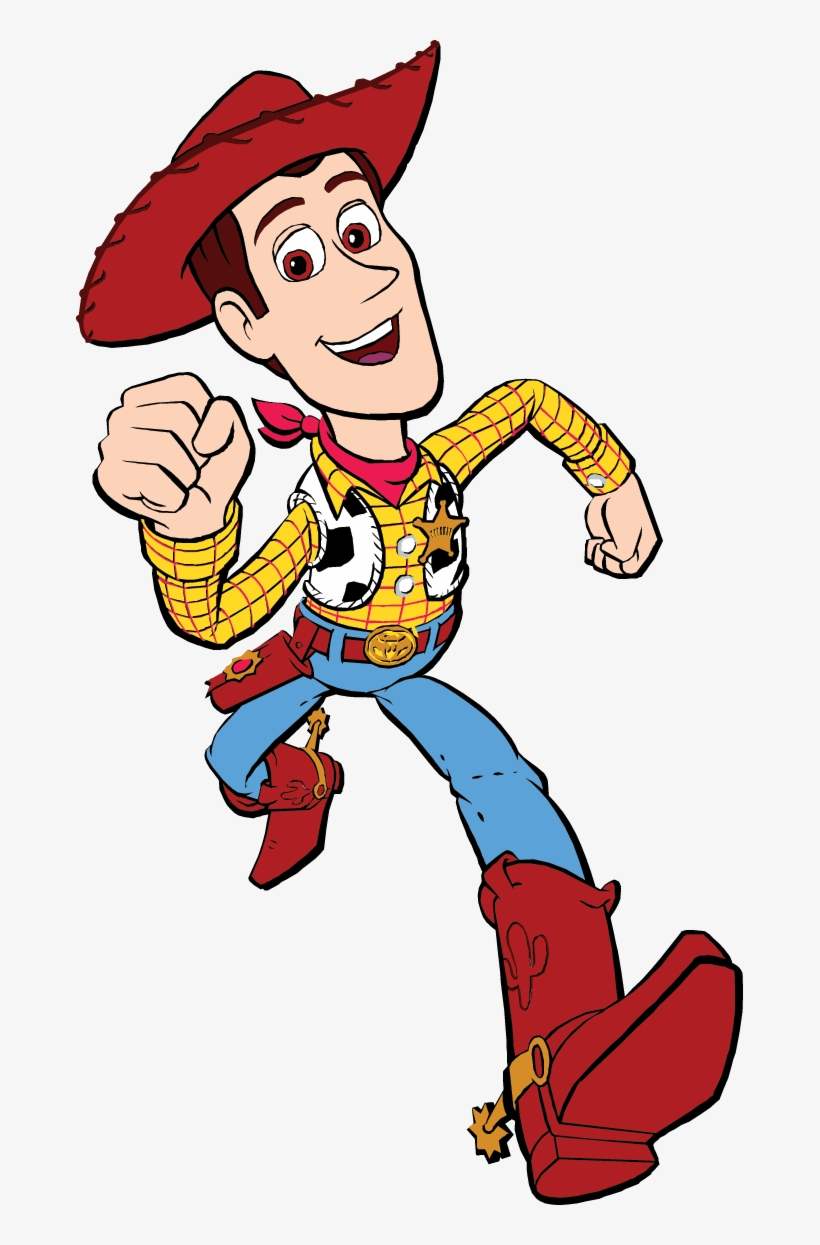 Clip Royalty Free Library Arcade Clipart Carnival Person - Toy Story Woody Clip Art, transparent png #1796578
