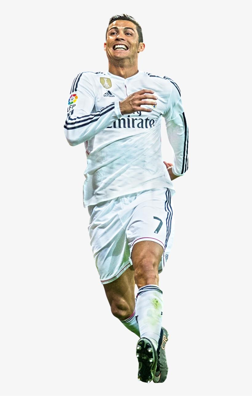 Cristiano Ronaldo Render - Cristiano Ronaldo, transparent png #1798606