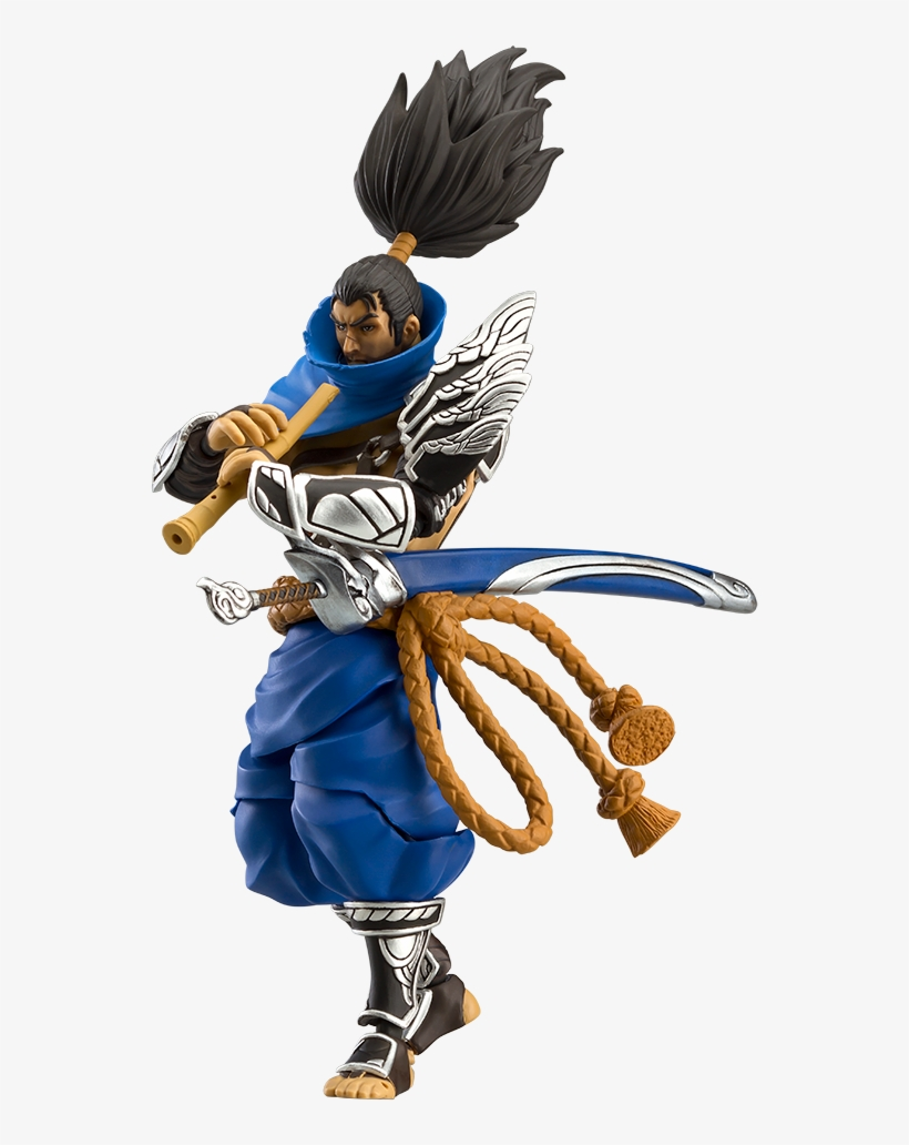The Yasuo Figma Is Scheduled To Ship Out In December - 2017 Figma, transparent png #1798687