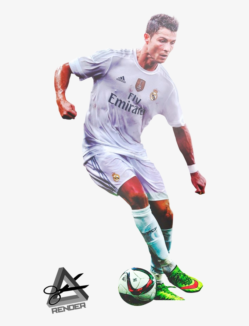 Graphic Free Library Cristiano Ronaldo Render Real - Logo Cristiano Ronaldo 2016, transparent png #1798987