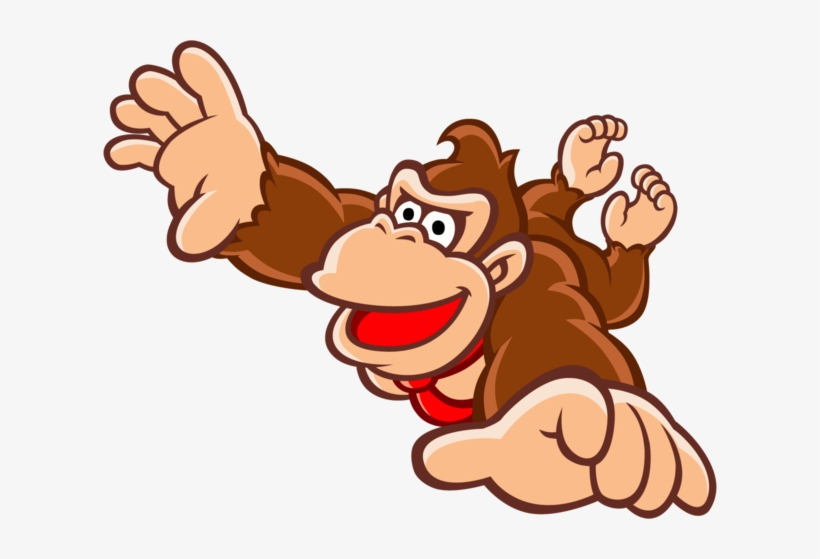Jpg Stock Donkey Kong Clipart - Pokémon Trozei [ds Game], transparent png #181022