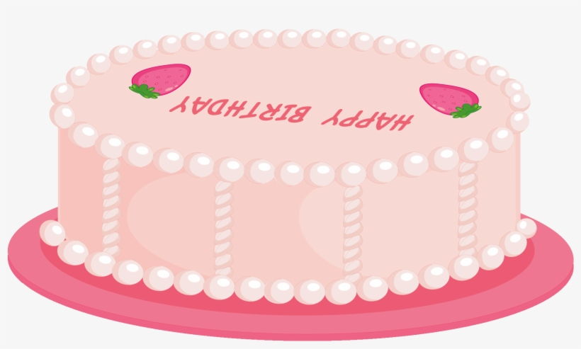 Birthday Cake Full Size, transparent png #182794