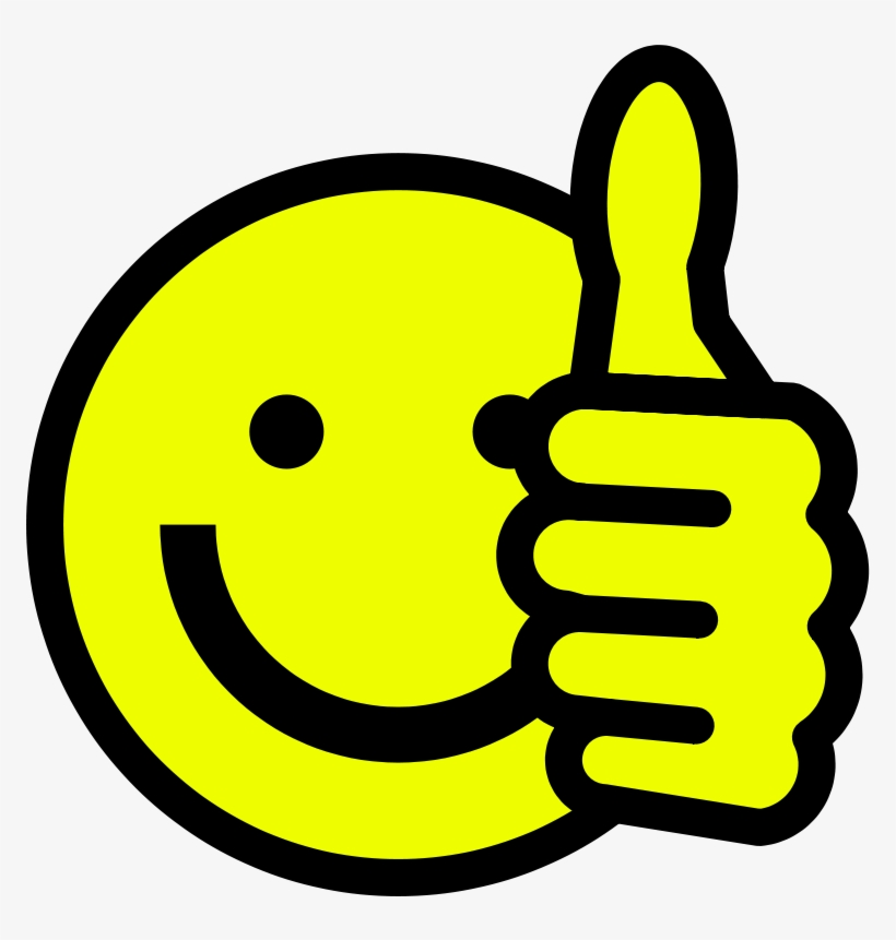 Smiley Face Clip Art Thumbs Up Free Clipart Images Thumbs Down