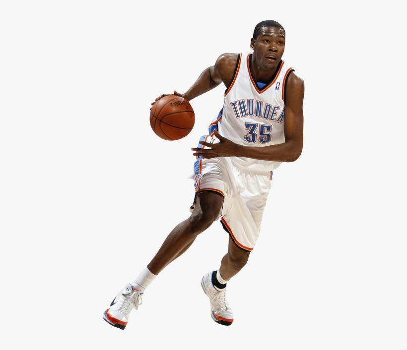 03e8e5e27347 Kevin Durant Shooting Png - Fathead Nba Wall Decal Nba Player  Oklahoma  City Thunder