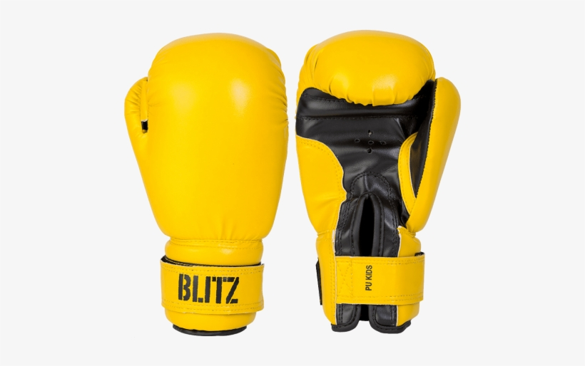 Free Png Boxing Glove Png Images Transparent - Yellow Boxing Gloves Png, transparent png #183122